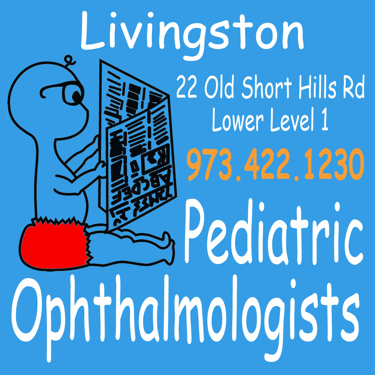 Pediatric Ophthalmologist Livingston, NJ